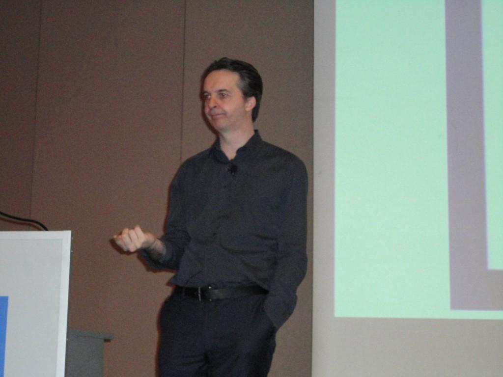Mike Laverick UC13