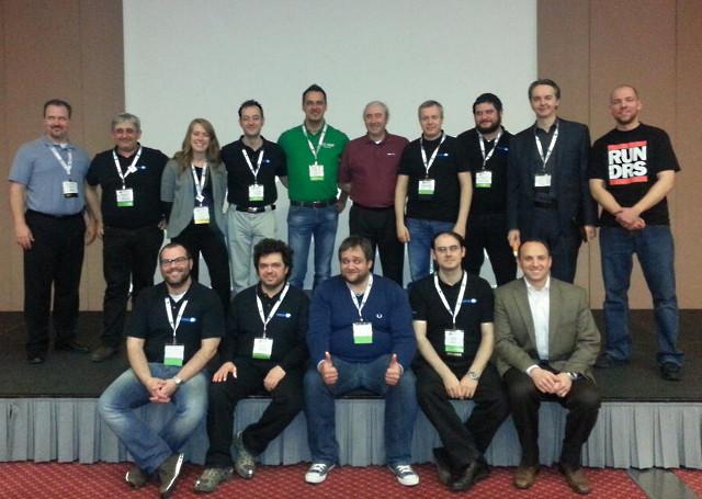 The VMUGIT User Conference 2013 Posse
