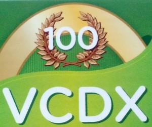 VCDX 100