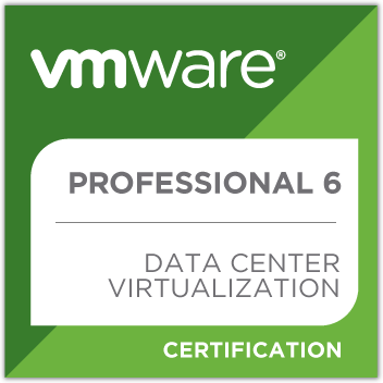 VMware Certified Professional - DCV