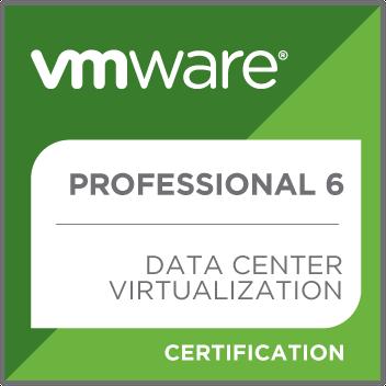 VMware Certified Professional - DCV